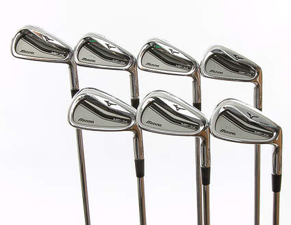 Mizuno MP-54 Iron Set 4-PW Nippon 1150GH Tour Steel Stiff Right Handed 38 in