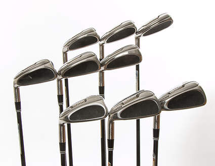 Cleveland 588 Altitude Iron Set 3-PW SW Cleveland Actionlite 55 Graphite Senior Left Handed 39 in