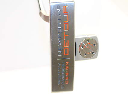 Titleist Scotty Cameron Detour Putter Steel Right Handed 35 in