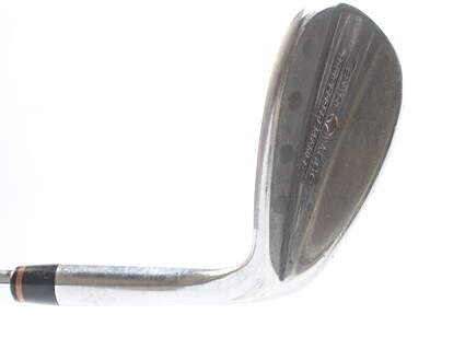TaylorMade Tour Performance Wedge Lob LW 60° Stock Steel Shaft Steel Wedge Flex Right Handed 35.75in