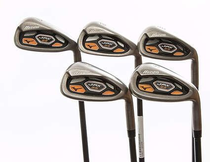 Mizuno JPX EZ Iron Set 7-PW GW Fujikura Orochi Red Eye Graphite Ladies Right Handed 37 in