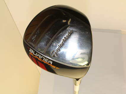 TaylorMade Burner Superfast Fairway Wood 5 Wood 5W 18* TM Matrix Ozik Xcon 4.8 Graphite Senior Right Handed 43.75 in