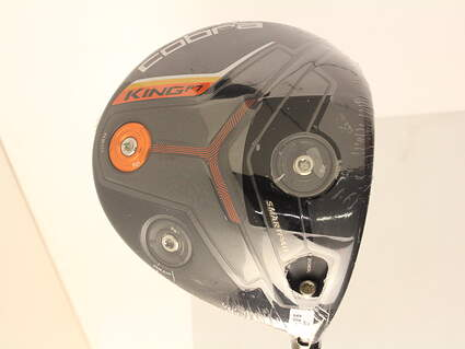 Mint Cobra King F7 Driver 10.5* Fujikura Pro 60 Graphite X-Stiff Right Handed 45.25 in