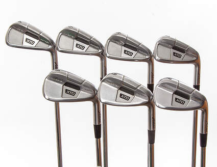 Adams XTD Forged Iron Set 4-PW True Temper Dynamic Gold S300 Steel Stiff Right Handed 38 in