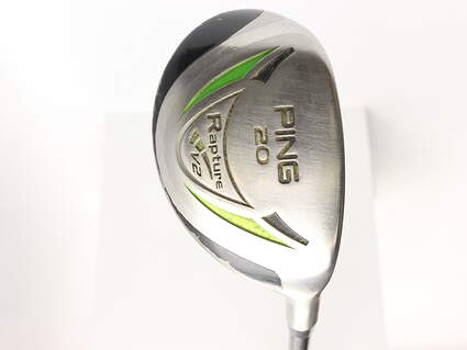 Ping Rapture V2 Hybrid 3 Hybrid 20* Ping TFC 939H Graphite Regular Right Handed 39.75 in