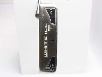 Odyssey White Ice 1 Putter Steel Right Handed 33 in