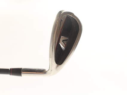 Nike Victory Red Cavity Back Wedge Sand SW Stock Graphite Shaft Graphite Ladies Right Handed 34.5 in