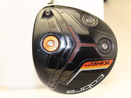 Cobra King F7 Driver 10.5* 2nd Gen Bassara E-Series 42 Graphite Senior Right Handed 45 in