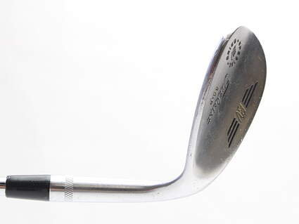 Titleist Vokey Special Grind Wedge Lob LW 60* True Temper Dynamic Gold Steel Wedge Flex Right Handed 35 in