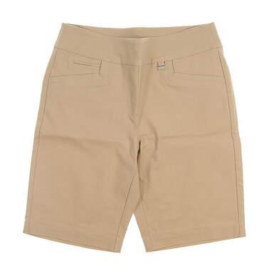 New Womens EP Pro Golf Shorts Size 6 Khaki MSRP $90
