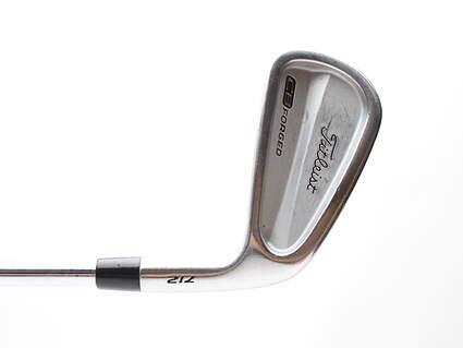 Titleist 712 CB Single Iron 5 Iron True Temper Dynamic Gold X100 Steel X-Stiff Right Handed 38.25 in