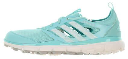 New Womens Golf Shoe Adidas Climacool II Medium 7.5 Blue MSRP $60
