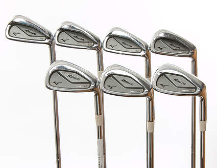 Mizuno MP 53 Iron Set 4-PW True Temper Dynamic Gold X100 Steel X-Stiff Right Handed 37.75 in