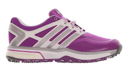 New Womens Golf Shoe Adidas Adipower Sport Boost 8 Purple MSRP $180