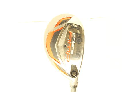 Cobra AMP Hybrid 4 Hybrid 22* Cobra Aldila AMP Graphite Stiff Right Handed 40.25 in