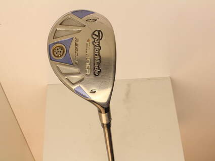 TaylorMade Burner Rescue Hybrid 5 Hybrid 25* Stock Graphite Shaft Graphite Ladies Right Handed 38.5 in