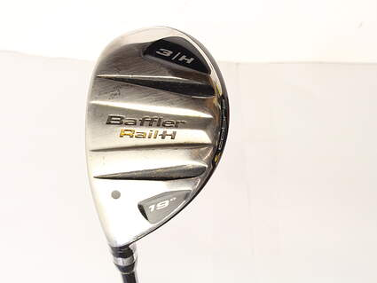 Cobra Baffler Rail H Hybrid 3 Hybrid 19* Cobra Motore Baffler Rail-H Graphite Regular Left Handed 40.5 in