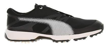 New Mens Golf Shoe Puma IGNITE Drive Sport Medium 9.5 Black/White MSRP $100
