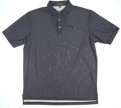 New Mens Peter Millar Golf Polo X-Large XL Multi MSRP $106 MS17EK56S