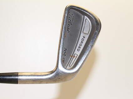 Titleist 704.CB Single Iron 4 Iron True Temper Dynamic Gold S300 Steel Stiff Right Handed 38.5 in