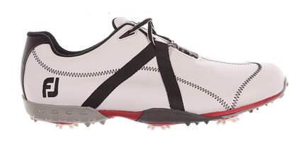 New Mens Golf Shoe Footjoy M Project Medium 11.5 White/Black MSRP $200