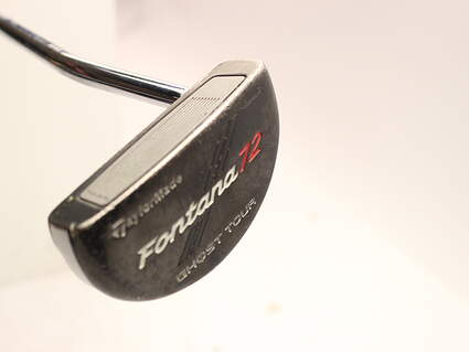 TaylorMade 2013 Ghost Tour Fontana 72 Putter Steel Right Handed 33 in