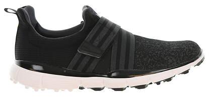 New Womens Golf Shoe Adidas ClimaCool Knit Medium 10 Black MSRP $110
