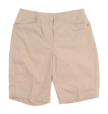 "New Womens Tail 21"" Outseam Tailored Golf Shorts Size 10 Chino MSRP $69 GX4356"