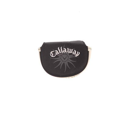 Callaway 2014 Solaire Small Mid Mallet Putter Headcover Black/White
