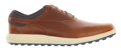 New Mens Golf Shoe Puma Ignite Spikeless 9 Brown MSRP $120