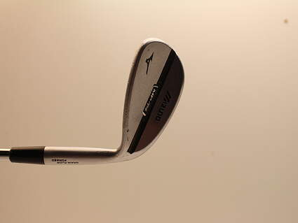 Mizuno MP-T4 White Satin Wedge Sand SW 54* 9 Deg Bounce Stock Steel Shaft Steel Wedge Flex Right Handed 35.5 in