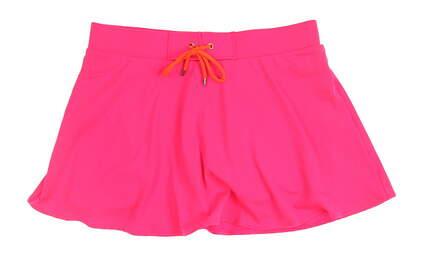 New Womens Ralph Lauren Skort Size Medium M Pink MSRP $98 0491497