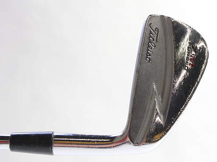Titleist ZM Forged Single Iron 4 Iron Project X Rifle 6.0 Steel Stiff Right Handed 39.25 in