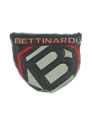 Bettinardi iNovai 5.0 Mallet Putter Headcover Red/Gray/Black