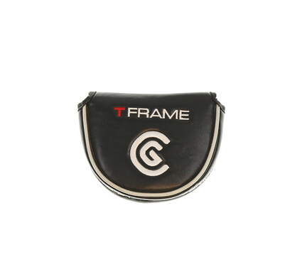Cleveland T-Frame Mallet Putter Headcover Black/White