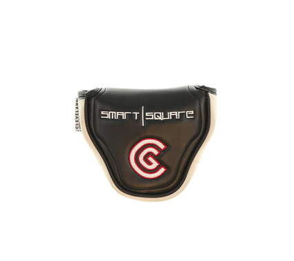 New Cleveland 2013 Ladies Smart Square Mallet Putter Headcover Pink/Black/White
