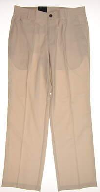 New Mens Adidas Golf Pants 33x32 Gray MSRP $70 Z25241