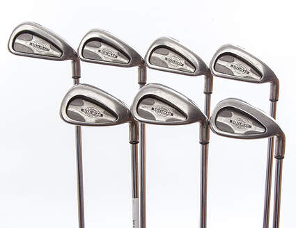 Callaway X-14 Pro Series Iron Set 4-PW Stock Steel Shaft Steel Stiff Right Handed 38 in