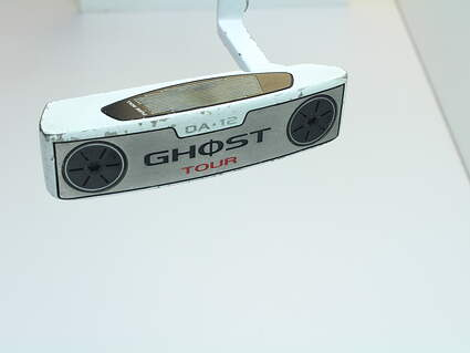 TaylorMade Ghost Tour DA 12 Putter Mid Hang Stock Steel Shaft Steel Right Handed 35 in