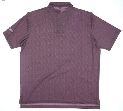 New W/ Logo Mens Peter Millar Golf Polo X-Large XL Multi MSRP $90 MS17EK25S