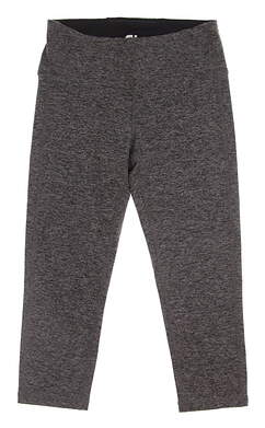 New Womens Footjoy Golf Leggings Size X-Small XS Gray MSRP $77 27203