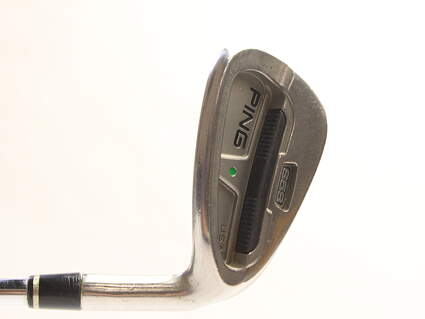 Ping S58 Single Iron 9 Iron Dynalite Gold SL S300 Steel Stiff Right Handed Green Dot 36.5 in