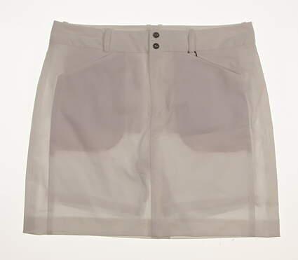 New Womens Ralph Lauren Golf Pants Size 6 White MSRP $125 281639778001