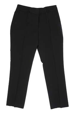 New Womens Sport Haley Golf Ankle Pants Size 4 Black MSRP $92
