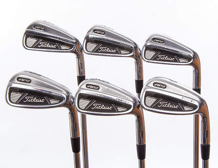 Titleist 710 AP2 Iron Set 5-PW FST KBS Tour Steel Stiff Right Handed 38 in