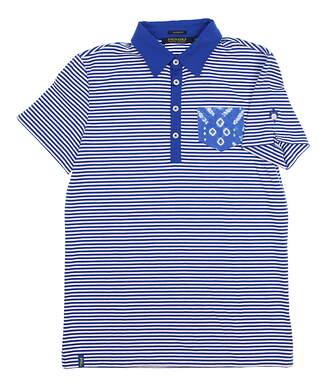 New Womens Ralph Lauren Golf Polo Small S Blue MSRP $90