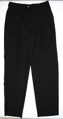 New Mens Fairway & Greene Golf Pants 36xUn-Hemmed Gray MSRP $125 311295