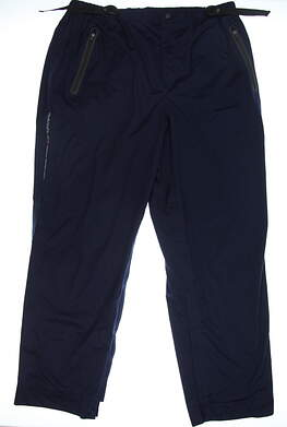 New Mens Sun Mountain Golf Rain Pants Size XX-Large XXL Blue MSRP $160 T71015