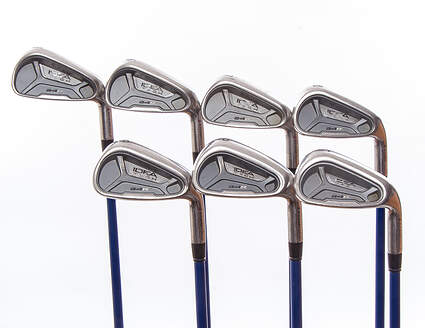 Adams Idea Tech A4R Iron Set 5-PW GW Adams Idea Tech i80 Graphite Regular Right Handed 38.25 in