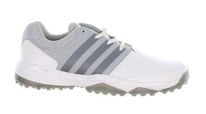 New Mens Golf Shoe Adidas 360 Traxion Medium 11.5 White MSRP $80